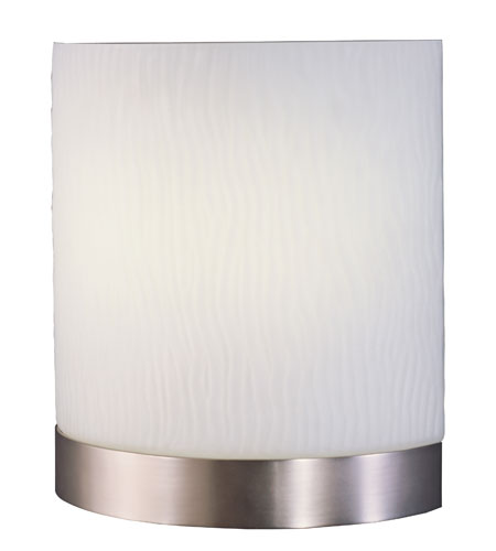 AFX Lighting Fusion 2 Light Sconce in Satin Nickel FUS226SNMV photo