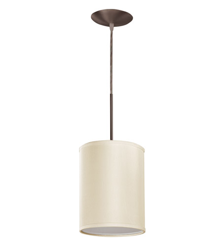 AFX Hunt 1 Light Pendant in Oakley Bronze HTP118KBSCT-CR photo