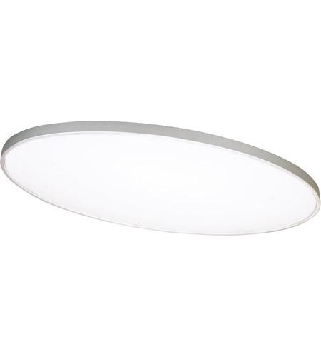 low priced b3ce1 63042 AFX IDF32232C9ENSN Ideal 2 Light 17 inch Satin Nickel Flush Mount Ceiling  Light, Oval