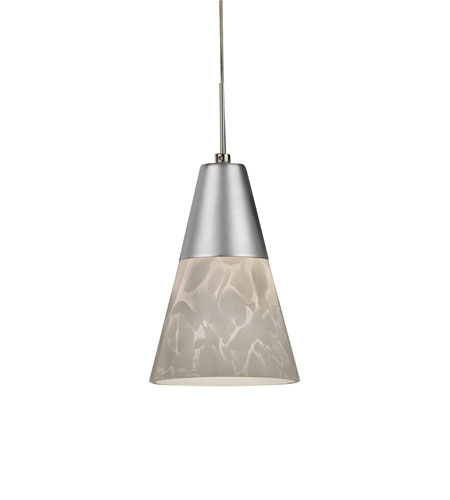 AFX Lighting Laveer LED Pendant in Satin Nickel LAPLWHSN photo