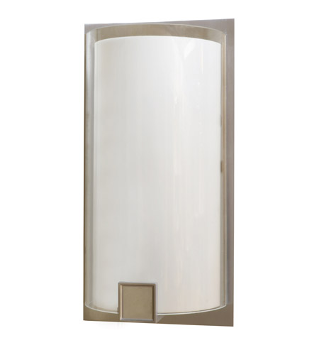 AFX NLS0612118QMVSN Nolan 1 Light 7 inch Satin Nickel Wall Sconce Wall Light photo