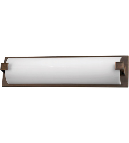 Afx Nlv418kbscx218 Nolan 4 Light 50 Inch Oakley Rubbed Bronze Vanity Light Wall Light