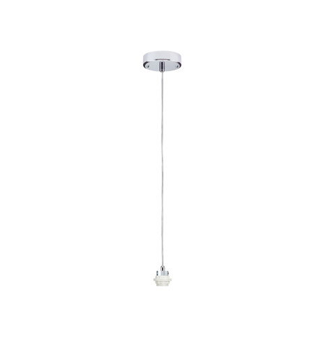 Paulmann by AFX Signature 1 Light Pendant in Chrome PM-99836 photo