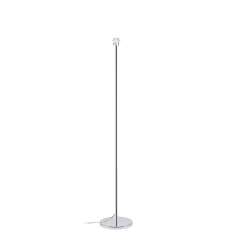 Paulmann by AFX Signature 1 Light Floor Lamp in Chrome PM-99874 photo