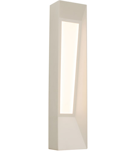 Afx Rwns180414l30d2wh Rowan Led 18 Inch White Ada Sconce Wall Light