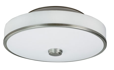 AFX SHC155ACMVT-LA Sheridan 1 Light 22 inch Champagne Semi-Flush Mount Ceiling Light photo