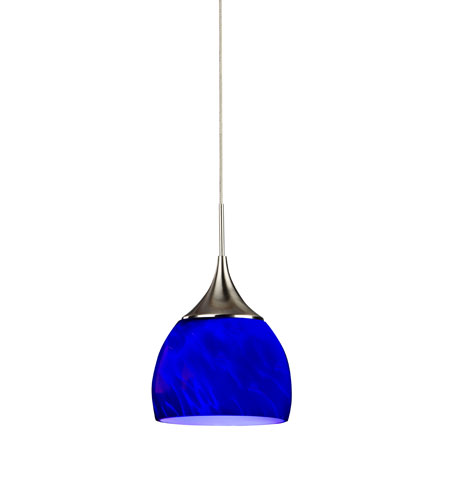 AFX Lighting Essex LED Pendant in Satin Nickel SXPLBUSN photo