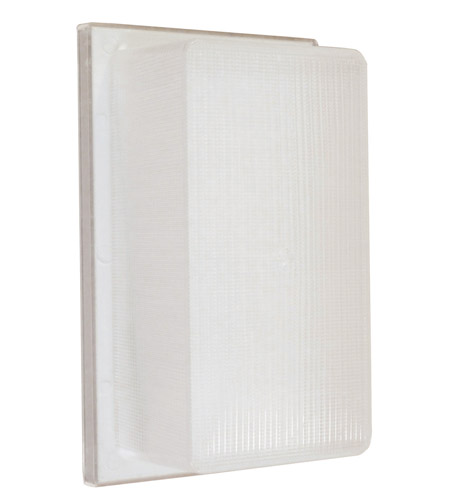 AFX Signature 1 Light Wall Pack in White TPUW1100L50FW photo