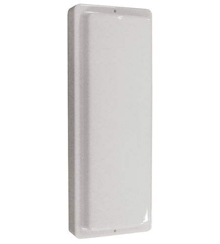 AFX Signature 1 Light Wall Pack in White TPWW113WHPLT photo
