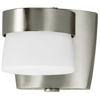 AFX ARW4800L30SN Outdoor Wall LED 8 inch Satin Nickel Sconce Wall Light