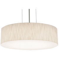 Anton 1 Light 15 inch Satin Nickel Pendant Ceiling Light
