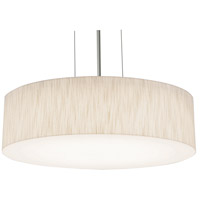 Anton 1 Light 19 inch Satin Nickel Pendant Ceiling Light
