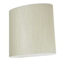 Anton LED 9 inch Wall Sconce Wall Light in Louver Resin