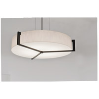 Apex 1 Light 14 inch Espresso Pendant Ceiling Light