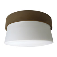 AFX Lighting Aria 1 Light Mini Flush in Oil-rubbed Bronze ARMF1F13RBECT