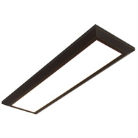 AFX ATL12483200L30D1RB Atlas LED 15 inch Oil-Rubbed Bronze Decorative Flush Linear Ceiling Light photo thumbnail