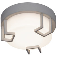 AFX BMF0816LAJD2TG Beaumont LED 8 inch Textured Grey Flush Mount Ceiling Light