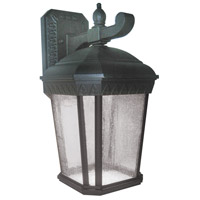 AFX Bronson 2 Light Outdoor Sconce in Black BNSW20045LBKCS