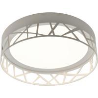 AFX BOF162600L30D1WH Boon LED 16 inch White Flush Mount Ceiling Light