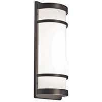 AFX BRS071814LAJUDRB Brio 1 Light 7 inch Oil-Rubbed Bronze ADA Wall Sconce Wall Light