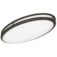 AFX Lighting CS Series 2 Light Flush Mount in Oil-rubbed Bronze CSV3232WARBT