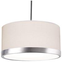 AFX EVNP2532LAJUDSN Evanston LED 25 inch Satin Nickel Pendant Ceiling Light