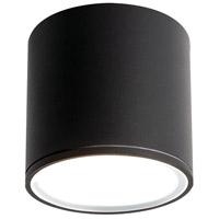 AFX EVYW0405L30D2BK Everly LED 4 inch Black Outdoor Ceiling Light