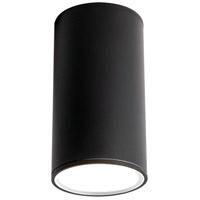 AFX EVYW0408L30D2BK Everly LED 4 inch Black Outdoor Ceiling Light