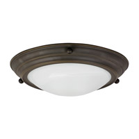 AFX Lighting HF Series 4 Light Flush Mount in Oil-rubbed Bronze HF8413RBSCT