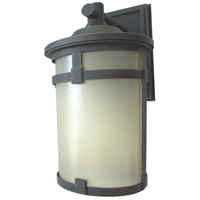 Hanover LED 10 inch Oil-Rubbed Bronze Outdoor Sconce