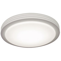 AFX LENF1725LAJD1WH Lenox LED 17 inch White Flush Mount Ceiling Light