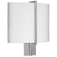 AFX MIDS131514LAJUDSN Delany 1 Light 13 inch Satin Nickel ADA Wall Sconce Wall Light
