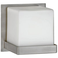 AFX Monroe 1 Light Wall Sconce in Satin Nickel MRS113SNSCT
