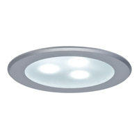 Paulmann by AFX Signature Recessed Light in Acrylic and Aluminum PM-98351