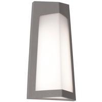 AFX PSDW071223LAJD2TG Pasadena LED 12 inch Textured Grey Outdoor Sconce