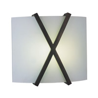 AFX Restoration 2 Light Wall Sconce in Oil Rubbed Bronze RES1211226QMVRB