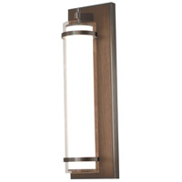 AFX RNS5161200L30D1RB Arden 1 Light 4 inch Oil-Rubbed Bronze Wall Sconce Wall Light