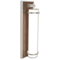 Arden LED 4 inch Satin Nickel ADA Sconce Wall Light