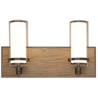 Arden 1 Light 16 inch Oil-Rubbed Bronze Vanity Light Wall Light
