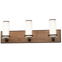 Arden 1 Light 24 inch Oil-Rubbed Bronze Vanity Light Wall Light