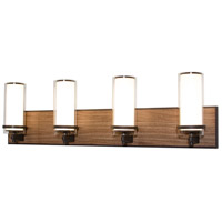 Arden 1 Light 30 inch Oil-Rubbed Bronze Vanity Light Wall Light