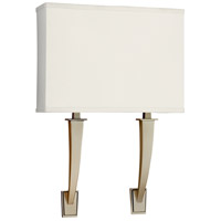 AFX SHS121814LAJUDACLN Sheridan 1 Light 6 inch Champagne ADA Wall Sconce Wall Light