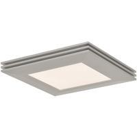 AFX SLF12121100L30D1SN Sloane LED 15 inch Satin Nickel Flush Mount Ceiling Light