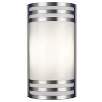 Trillium 2 Light 8 inch Satin Nickel Sconce Wall Light
