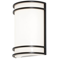 AFX VNTS071009L30ENRB Ventura LED 7 inch Oil-Rubbed Bronze ADA Sconce Wall Light Aspect