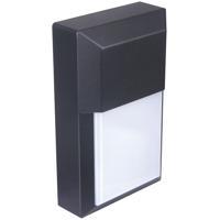 AFX WAS08650L30BK Walton LED 5 inch Black Sconce Wall Light