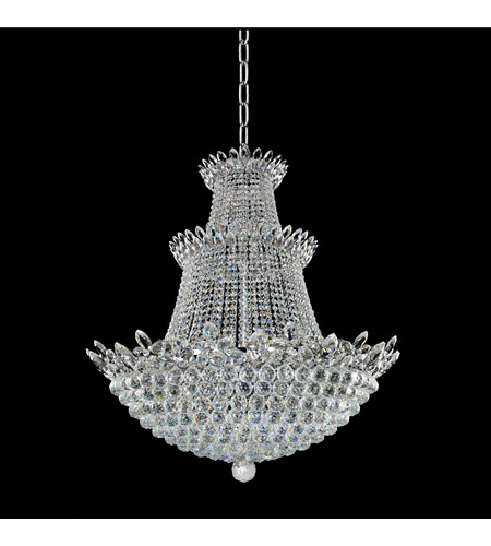 Allegri 021052-010-FR001 Treviso 27 Light 35 inch Chrome Pendant Ceiling Light photo