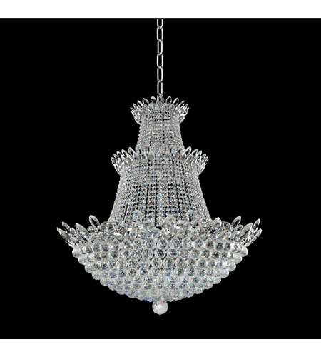 Allegri 021053-010-FR001 Treviso 30 Light 39 inch Chrome Pendant Ceiling Light photo