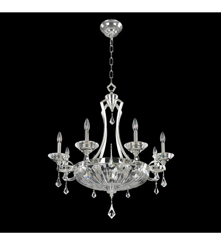 Allegri 028555-017-FR001 Orecchini 12 Light 33 inch Chrome Chandelier Ceiling Light photo
