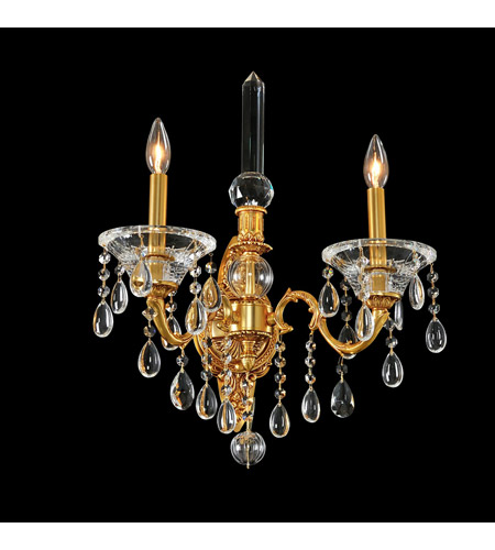 Elk Lighting Bordeaux: Allegri 029222-003-FR001 Bordeaux 2 Light 17 Inch Antique